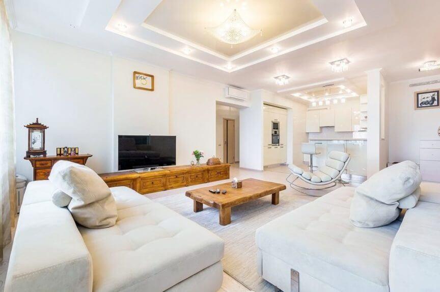 Дизайн и ремонт квартир в Киеве
