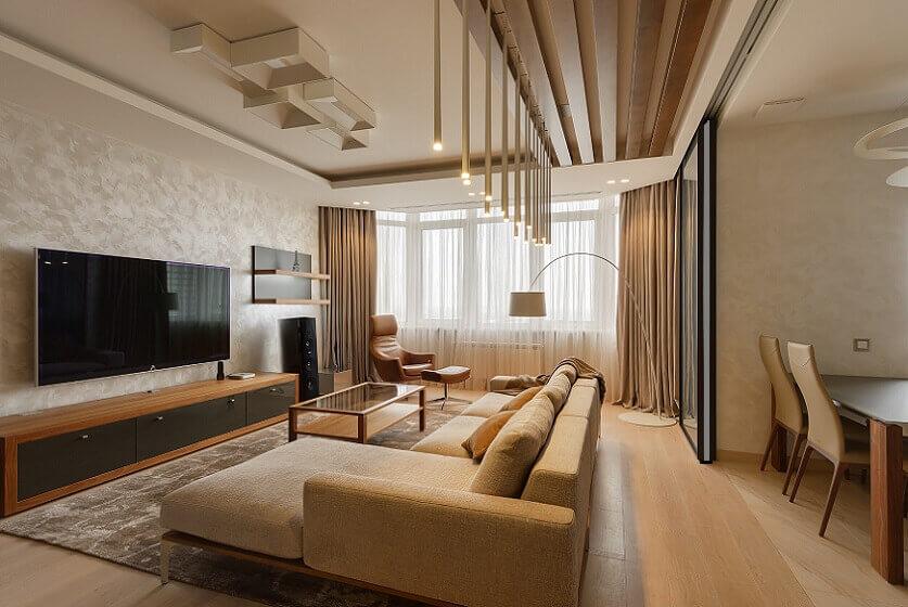 Сколько стоит недорогой капитальный ремонт одной комнаты