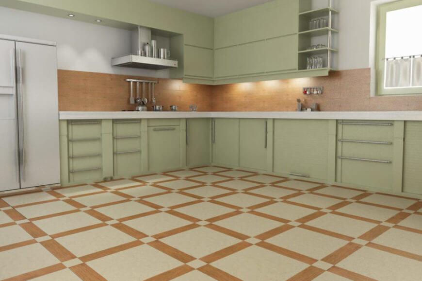 Ремонт квартир на Оболони и керамическая плитка на кухне