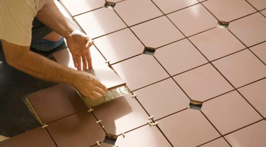 Керамическая плитка и ремонт квартир на Оболони