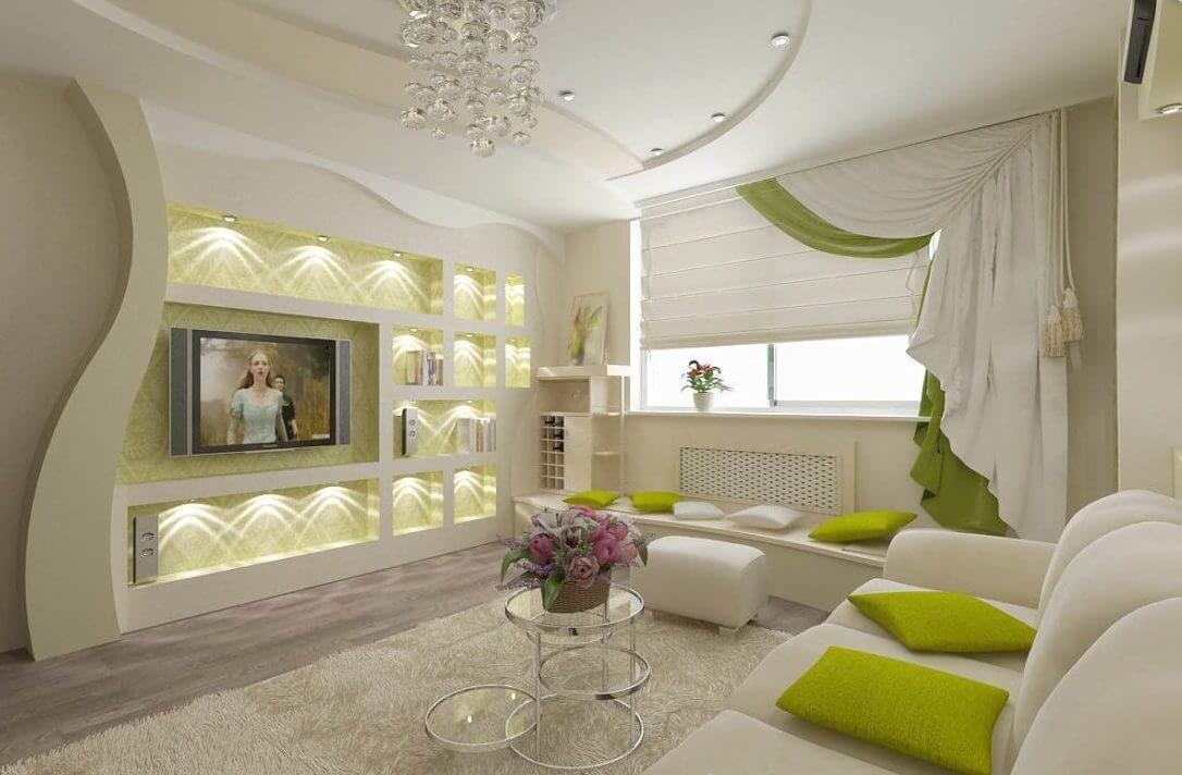 Комплексный ремонт квартир в Подольском районе Киева
