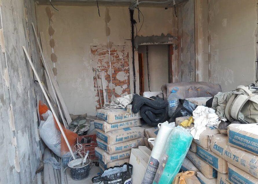 Ремонт квартир в новостройке в Киеве