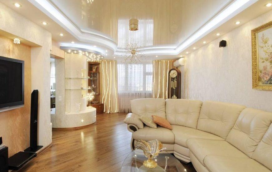 Ремонт квартир в Москве под ключ - цены, фото и отзывы