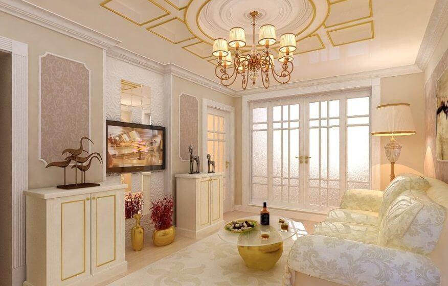 Элитный ремонт квартир в Киеве