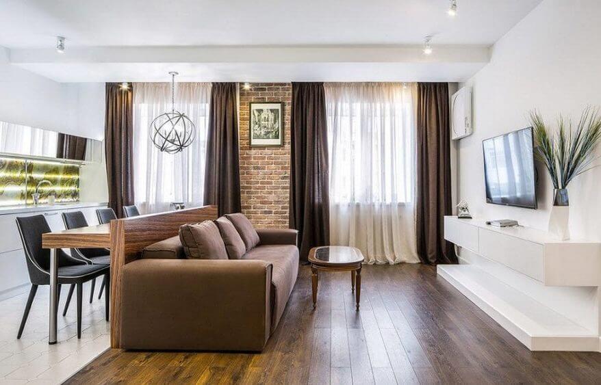 Ремонт однокомнатной квартиры в Киеве