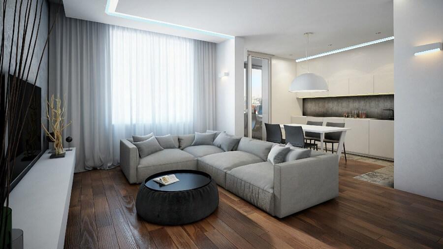 6b9553449ce51 Дизайн интерьера в стиле минимализм. Дизайн интерьера квартир