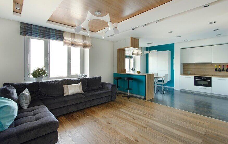 Дизайн и ремонт квартиры в новостройке: 7 идей дизайна