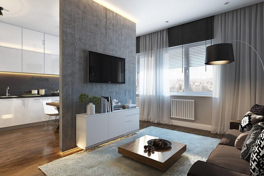 С чего начать ремонт квартиры в новостройке: Отделка под ключ