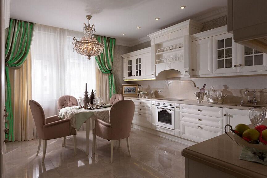 Ремонт квартир в Вишневом: фото, ремонт в новостройке
