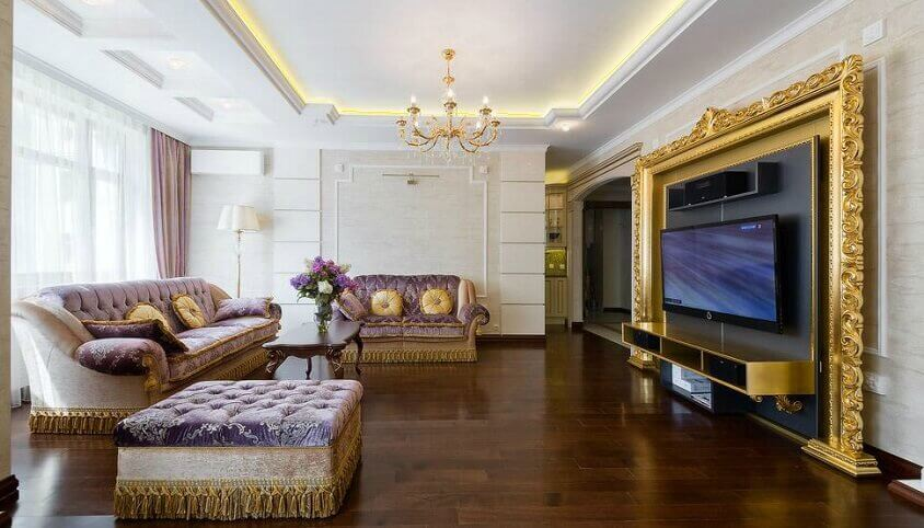 Элитный дизайн квартир: Vip дизайн интерьера в Киеве, фото