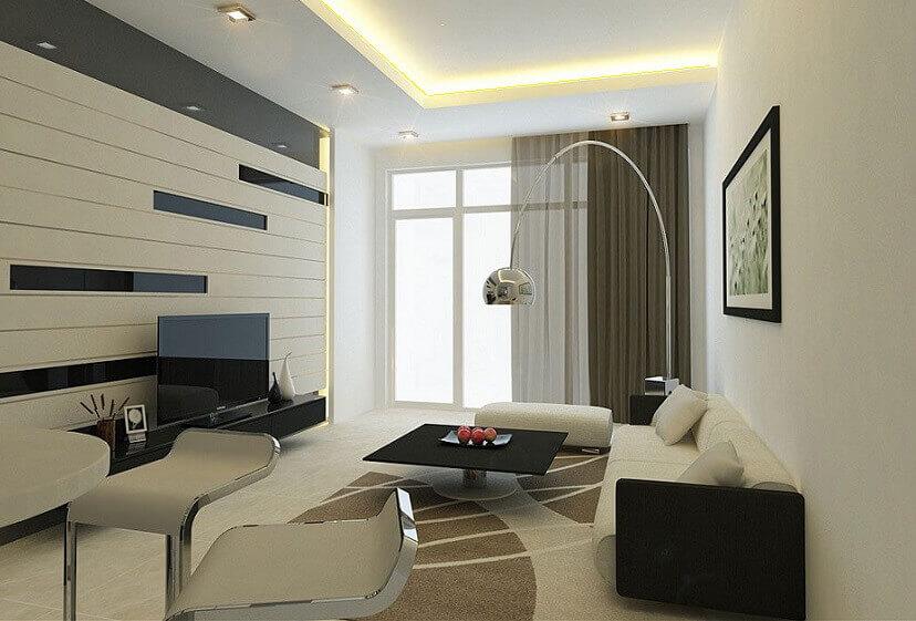 Дизайн Интерьера квартир в Москве - Ремонт под ключ от