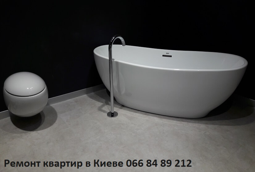 Ремонт ванной комнаты в Киеве